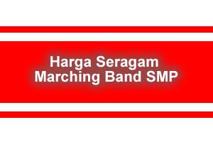 harga seragam marching band smp