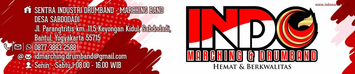 INDO MARCHING Logo